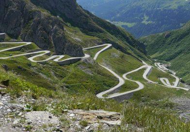 Col du Saint Gotthard (2091m) par Airolo