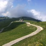 Le Semnoz (1670m) par le versant nord (départ d'Annecy)