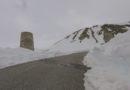Col du Galibier par le Lautaret (juste avant l'ouverture)