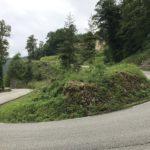 Col des Egaux par l'ancienne route et retour par la Voie Sarde (VTT)