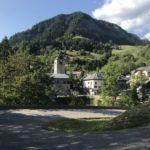 Col des Aravis (coté est)