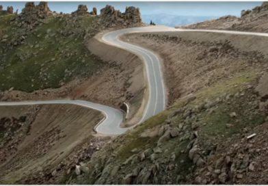 Pike Peak:  2ème route goudronnée des USA